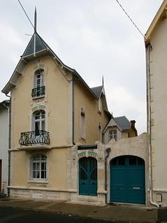 La Rochelle: villa Agnès
