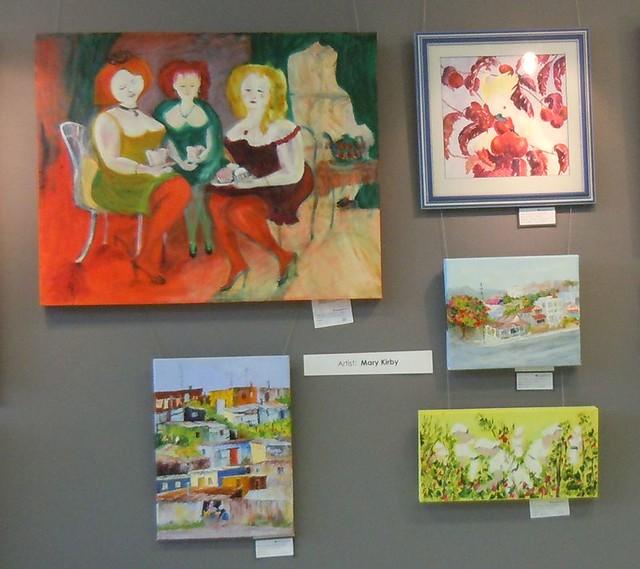 scattered arts