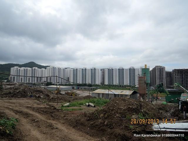 Megapolis Smart Homes 1, 2 & 3 at Megapolis, Hinjewadi Phase 3, Pune 411 057 on 28th & 29th September 2013