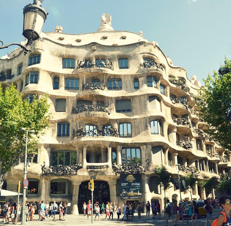 Barcelona 7 La Pedrera