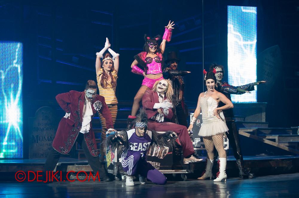 HHN3 Preview Photos - Monster Rock Halloween Edition