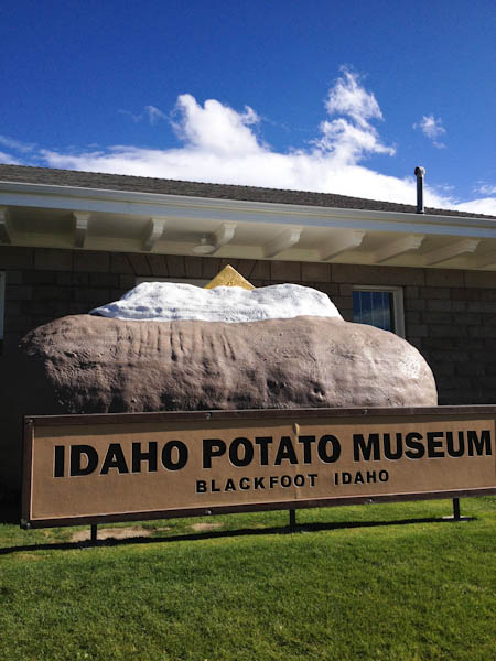 Idaho Potato Museum