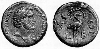 Antoninus Pius, 138-161. Tetradrachm, 138-9