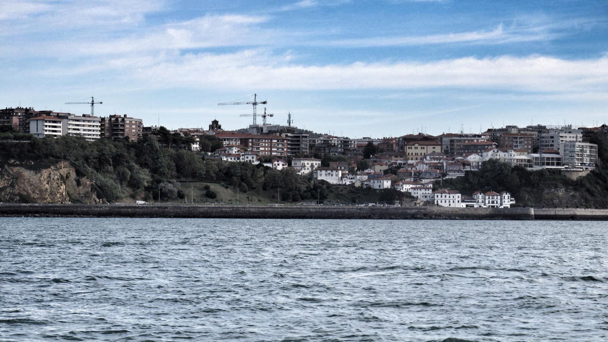#bizkaiacostavasca_puerto viejo_algortal
