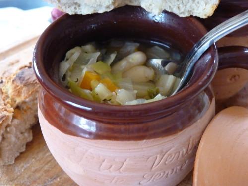 Ribolitta soupe toscane