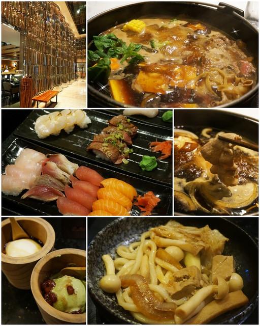 [高雄]氣氛酒店吃暖暖壽喜燒-品日式料理@翰品酒店 ...