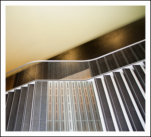 trap stedelijk museum by hans van egdom