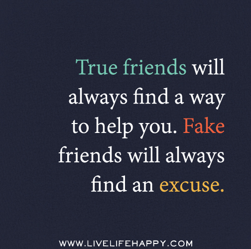 Quotes About Real Friends: Best Friend Quotes