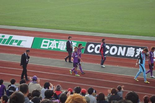 2013/10 J2第38節 京都vs札幌 #04