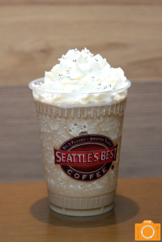 Seattle's Best Eggnog Frost