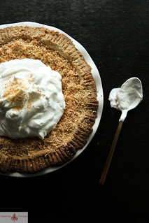 Pumpkin Coconut Cream Pie