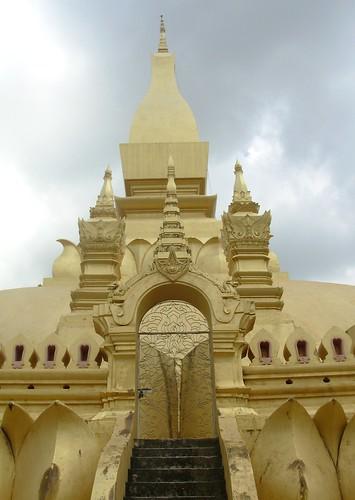 Vientiane 2007-Wat That Luang (13)