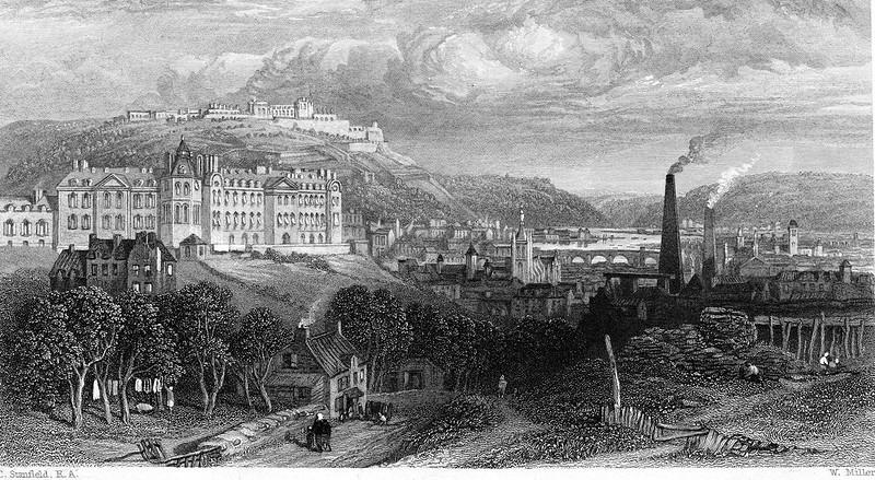William Miller - Liege engraving (c.1845)