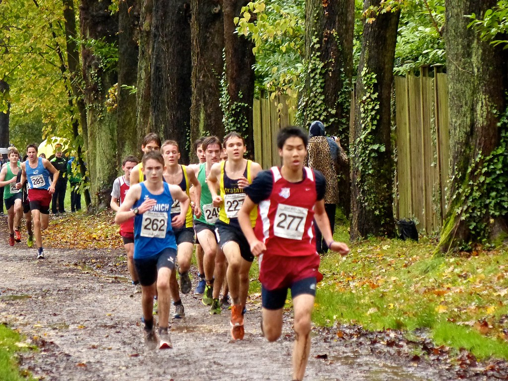Cross Country ISST Paris: Varsity Boys Race
