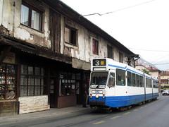 12-09-05 Sarajevo Vijecnica - Bascarsija Tw 812