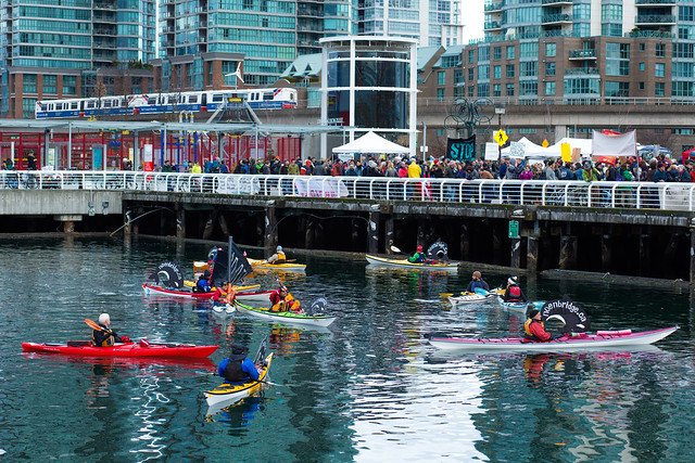 ... Oil Pipeline protest rally Vancouver | Flickr - Photo Sharing