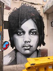 Newtown Mural by Linz