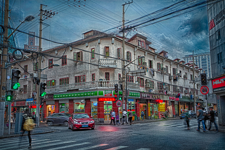 A corner(Shanghai)