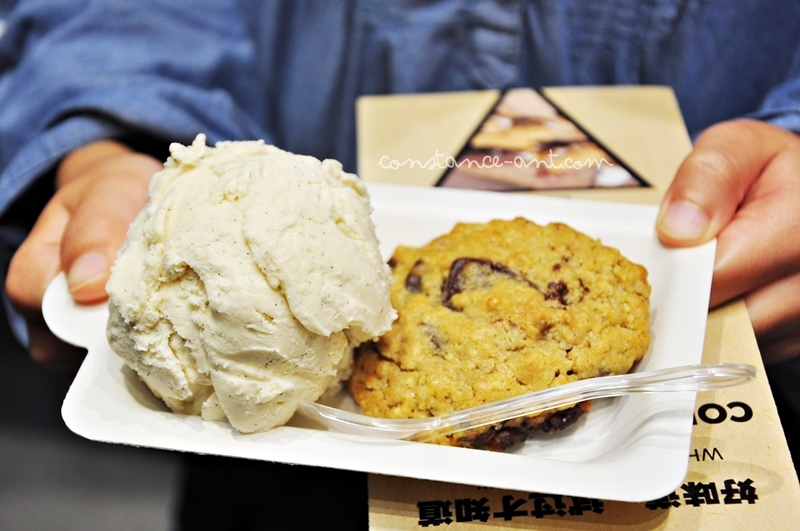 {Shanghai} Ice Cream Cookies @ Nom Nom Dessert Bar