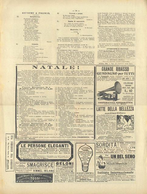 La Domenica del Corrieri, Nº 2, 10 Janeiro 1904 - 13
