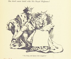 """British Library digitised image from page 63 of """"The Kitchen Maid; or, Some one we know very well [A play for children,] ... With illustrations by J. B. Partridge, etc"""""""