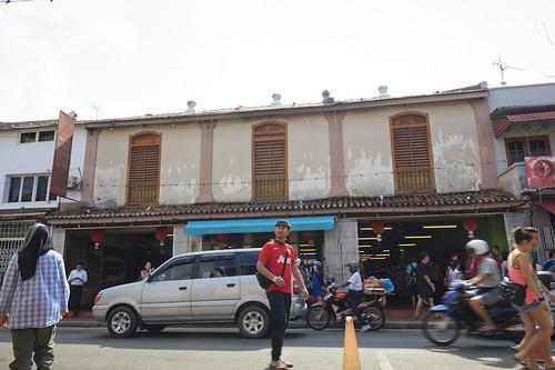bangunan lama di jonker walk