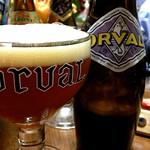 ベルギービール大好き!!オルヴァルOrval