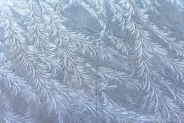 frost on the windshield from Flickr via Wylio
