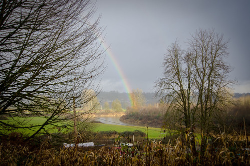 rain weather washington rainbow nikon day pacificnorthwest wa snohomish d7000