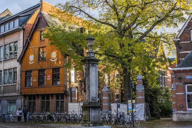 KU Leuven, la universidad de Lovaina