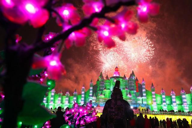 C - China Harbin Ice Festival 2014 - 38