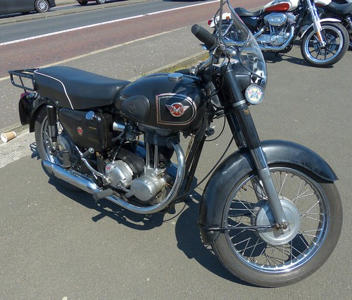 1960 Matchless 350