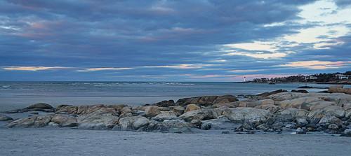 lighthouse beach rocks newengland northshore wingaersheekbeach gloucestermass mygearandme blinkagain