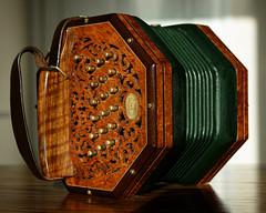 accordion, folk instrument,