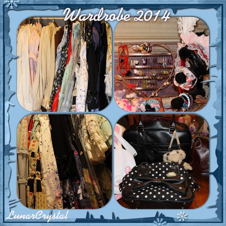 Carol's closet