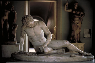 Dying Gaul (Gallic Trumpeter)