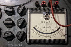 Heath Electronic Analog Computer