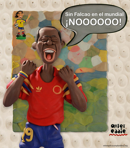 Falcao noooo by alter eddie