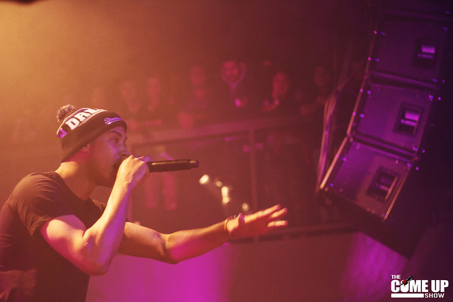 J.Cole What Dreams May Come Tour 2014 @ London Music Hall