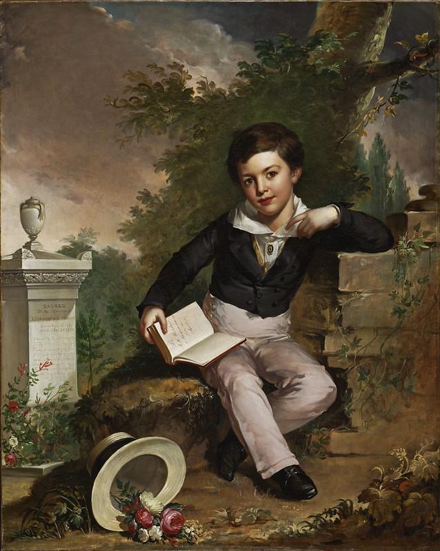 Manuel Joachim de Franca - Portrait of Matthew Huizinga Messchert (1839)