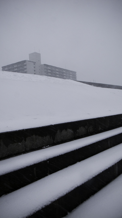Riverside Kasai, February 08 2014 Blizzard