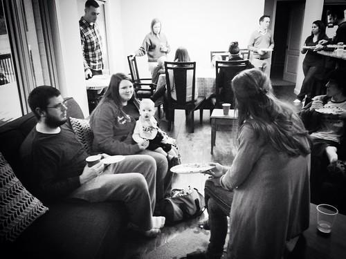 MPC Bible Study February 2014