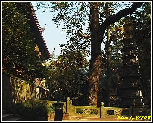 杭州 飛來峰景區 - 032 (靈隱寺)