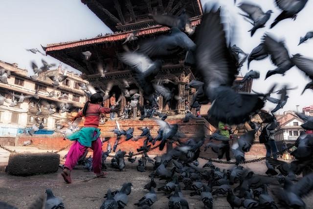 Travel Photography | Patan Square | Kathmandu | Nepal by  Esmar Abdul Hamid