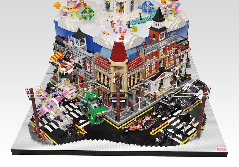 Re: Spotted: bijzondere Lego creaties