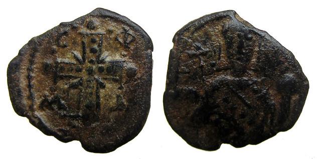 Quelques monnaies byzantines 12537069494_7923337355_z
