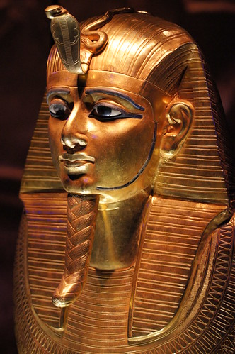 Golden Mask of Psusennes I