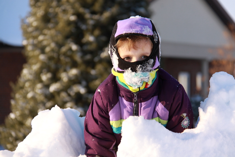 play in snow (9)