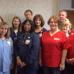Sen. Sherrod Brown Visits Ohio Affinity RNs