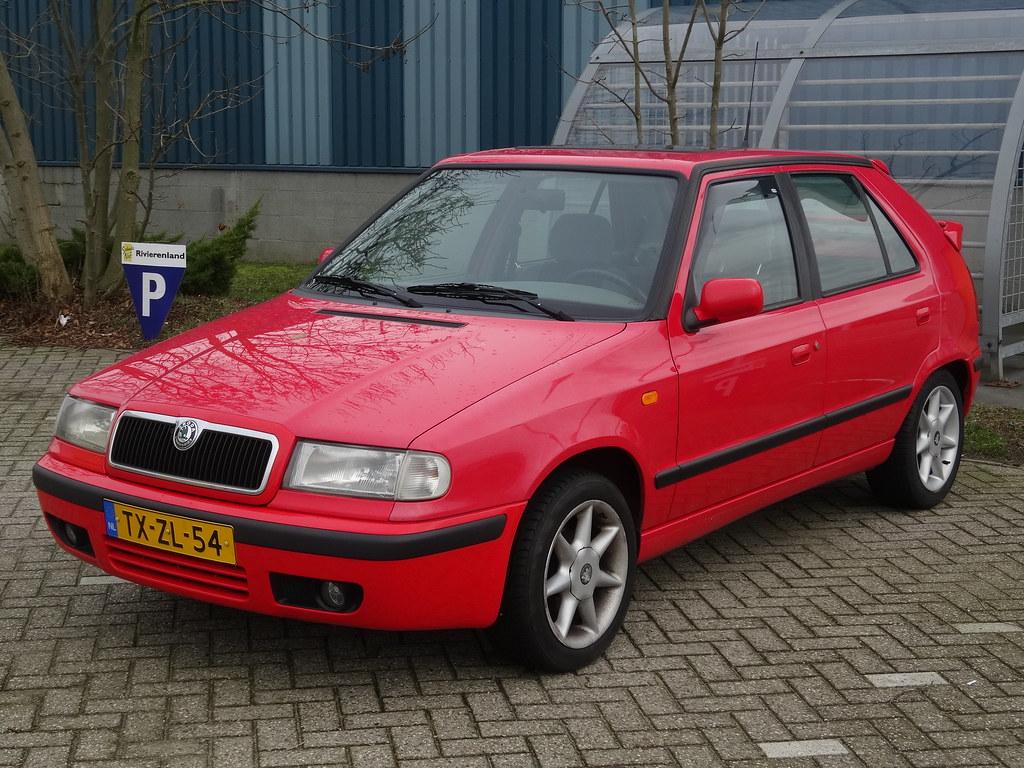 1998 Škoda Felicia